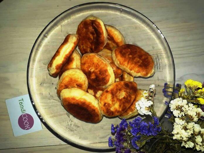 Пиріжки з картопляного пюре