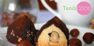Печиво Шоколадно-горіховий трюфель