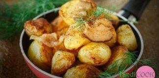 Святкова картопля