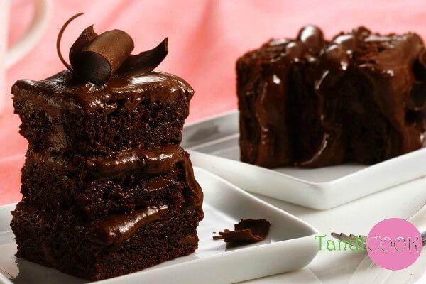 торт Чорний принц