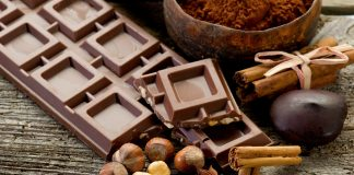 Домашній шоколад за 10 хвилин!