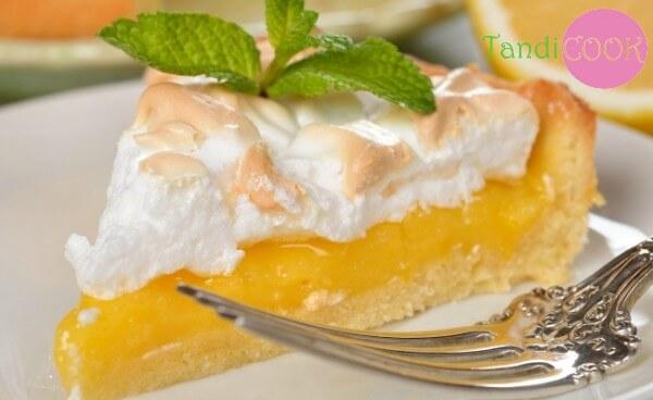 Лимонний пиріг
