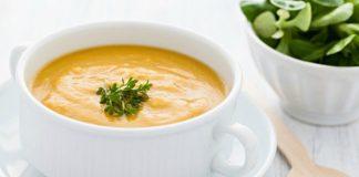 Рибний суп-пюре