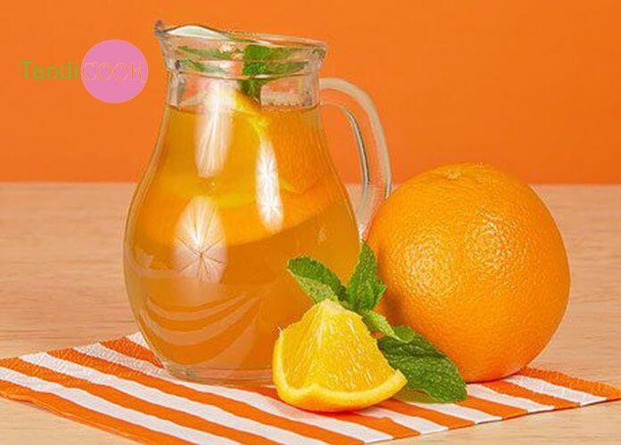 Апельсиновий лимонад