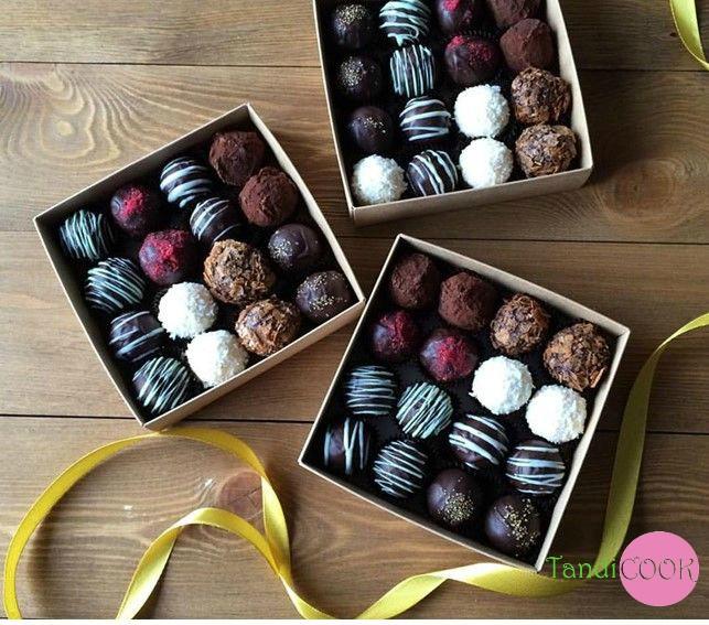 Сирні цукерки