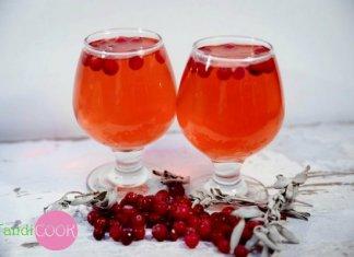 Коктейль з журавлини (алкогольний)