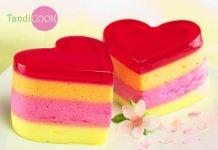 Смачні десерти на День Святого Валентина