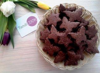 Шоколадне печиво з кокосом