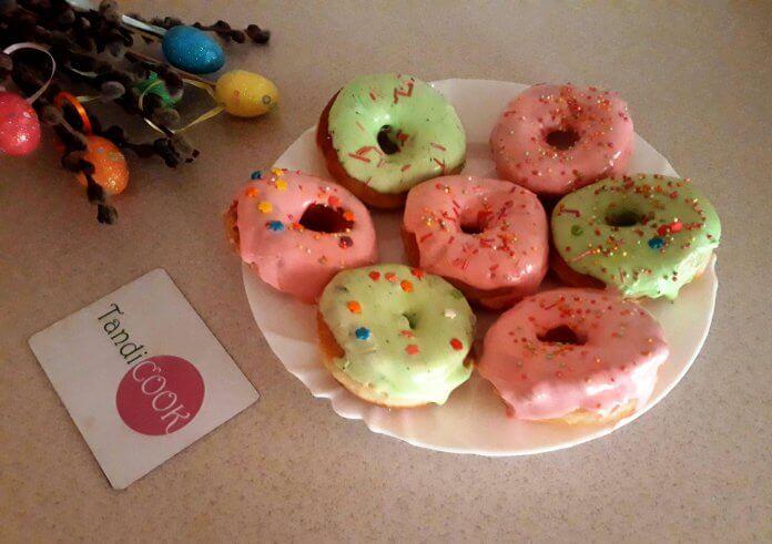 американські пончики Донатс