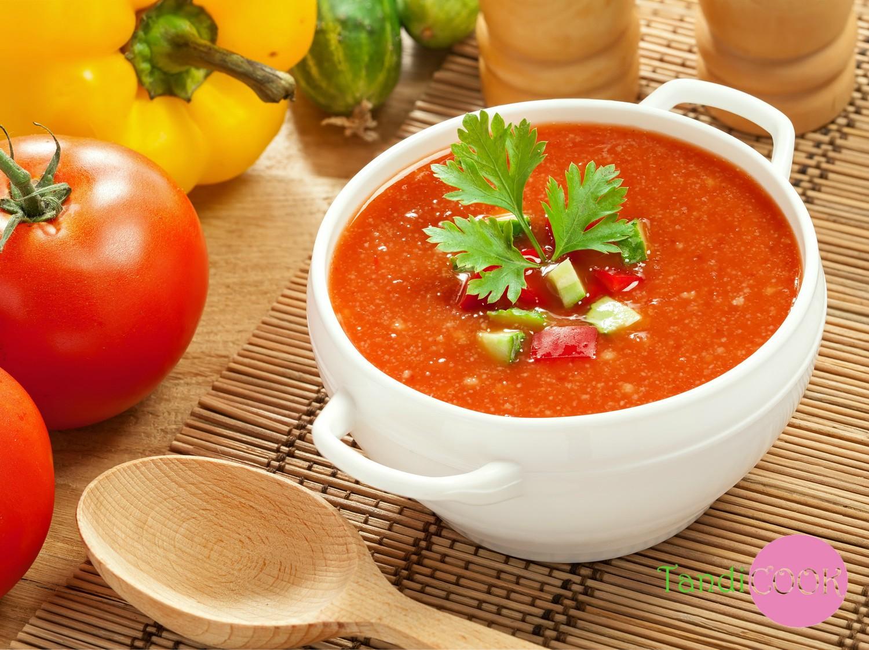 Холодні супи для спекотного літа