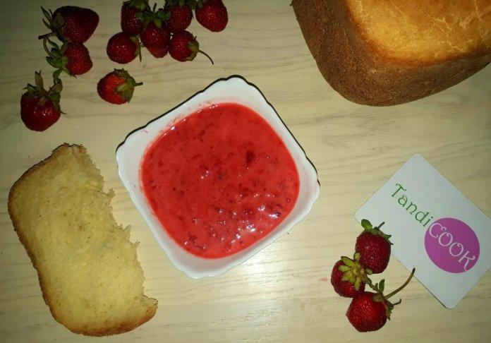 Мачанка з полуниці