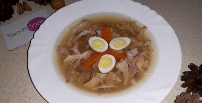 Холодець. Традиційний рецепт приготування. Рецепт з фото