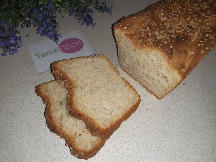 Домашній хліб. ПРОСТИЙ рецепт запашного хліба!